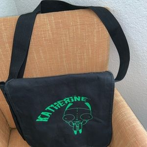 Invader Zim Personalized Bag